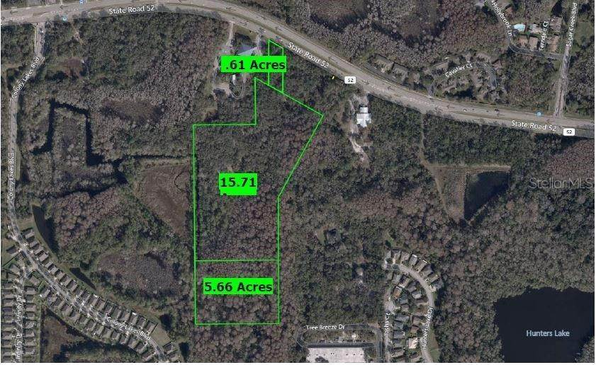 Land for Sale at STATE ROAD 52 Hudson, Florida 34669 United States