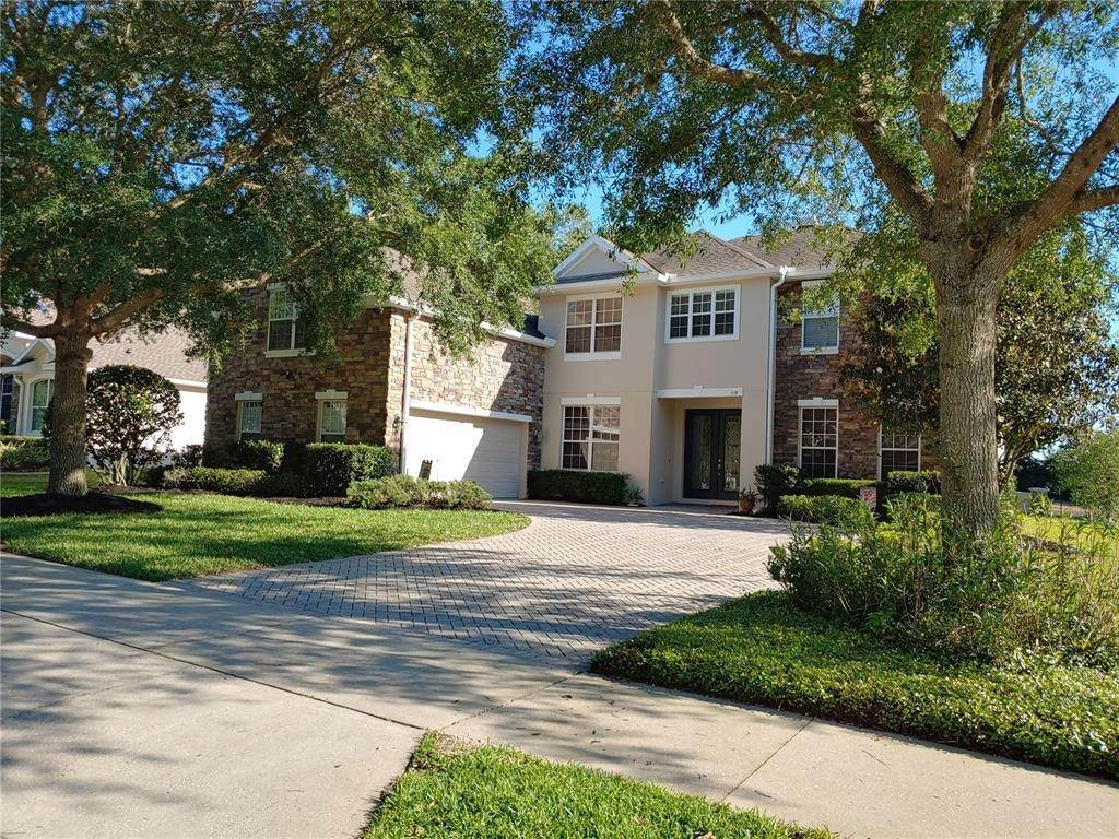 Single Family Homes for Sale at 119 W BLUE WATER EDGE DRIVE Eustis, Florida 32736 United States