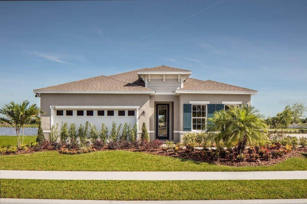 Single Family Homes for Sale at 3045 HILL POINT STREET Minneola, Florida 34715 United States