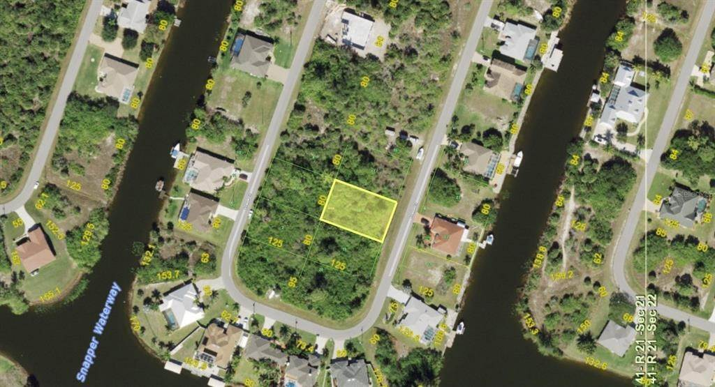 Land for Sale at 9419 SNAPPER CIRCLE Port Charlotte, Florida 33981 United States