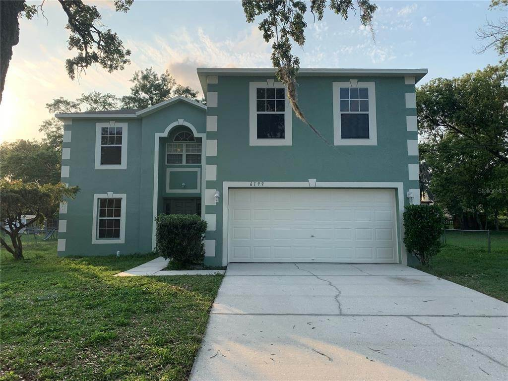 Single Family Homes for Sale at 6199 APPLEGATE DRIVE Spring Hill, Florida 34606 United States