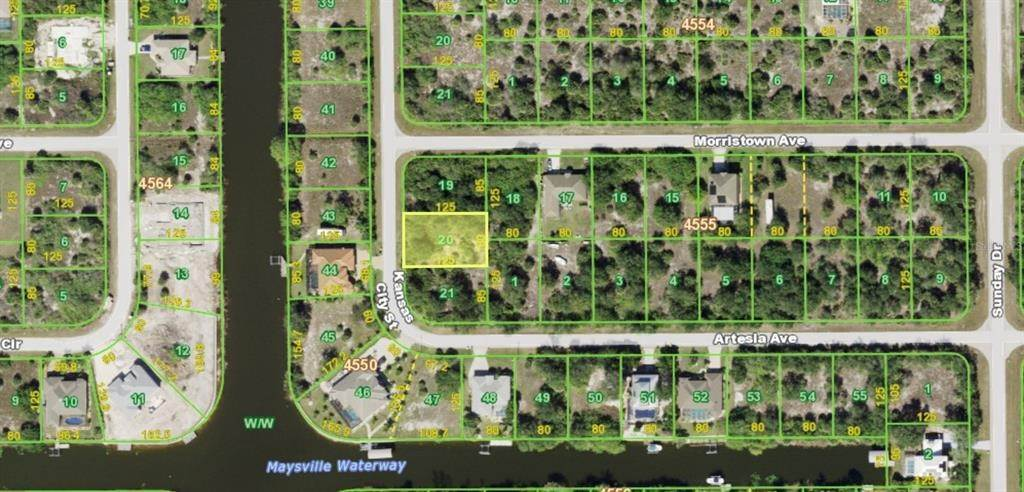 1. Land for Sale at 10138 KANSAS CITY STREET Port Charlotte, Florida 33981 United States