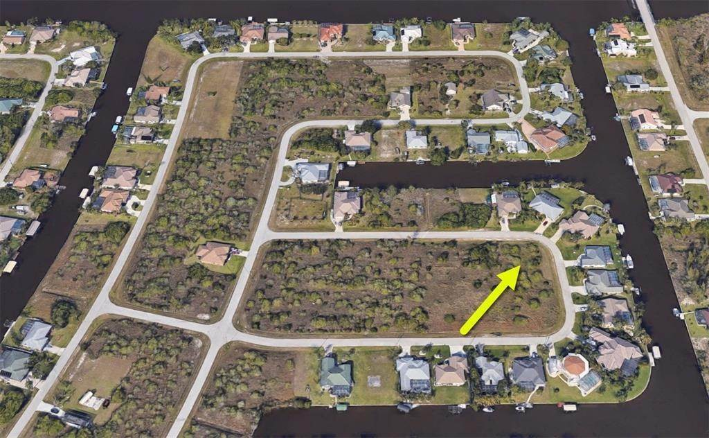 3. Land for Sale at 15463 MCCOMB CIRCLE Port Charlotte, Florida 33981 United States
