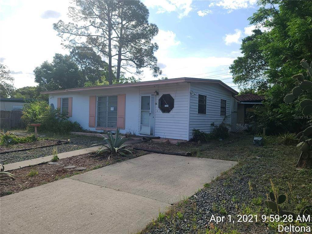 3. Single Family Homes for Sale at 665 N WELLINGTON DRIVE Deltona, Florida 32725 United States