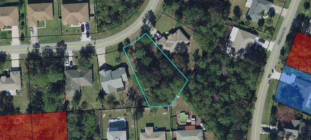 Land for Sale at 30 PIERCE LANE Palm Coast, Florida 32164 United States