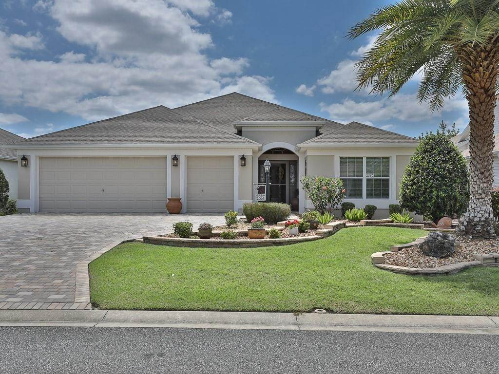 Single Family Homes for Sale at 2096 ODESSA CIRCLE The Villages, Florida 32162 United States