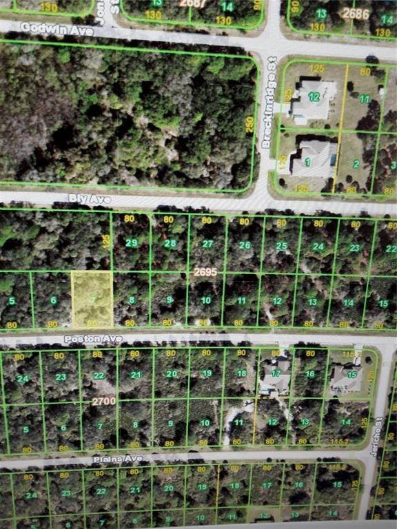 Land for Sale at 17440 POSTON AVENUE Port Charlotte, Florida 33948 United States