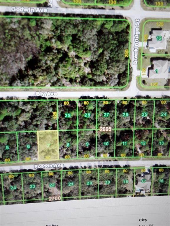 2. Land for Sale at 17440 POSTON AVENUE Port Charlotte, Florida 33948 United States
