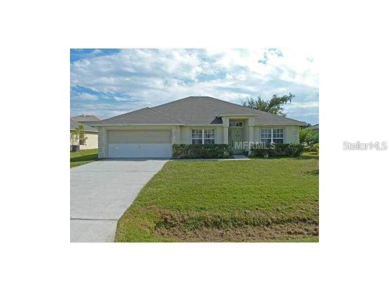 Single Family Homes at 749 PARROT COURT Poinciana, Florida 34759 United States