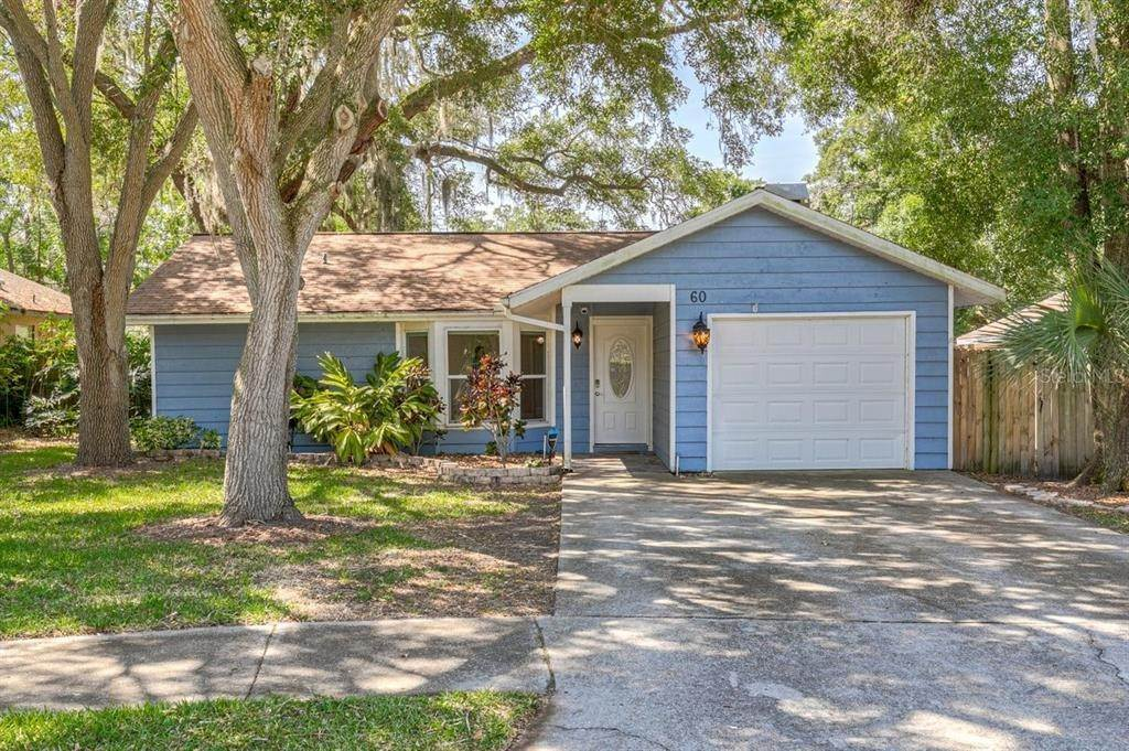 Single Family Homes for Sale at 60 IRWIN STREET W Safety Harbor, Florida 34695 United States