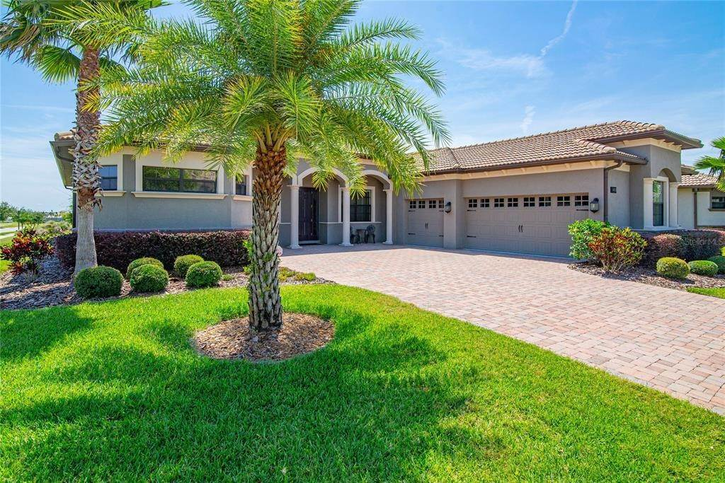 Single Family Homes for Sale at 1401 MICKELSON COURT Champions Gate, Florida 33896 United States