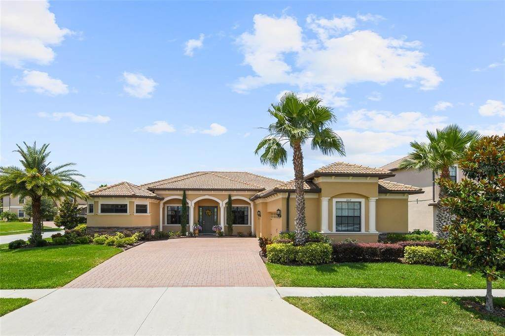 Single Family Homes for Sale at 1412 DEUCE CIRCLE Champions Gate, Florida 33896 United States