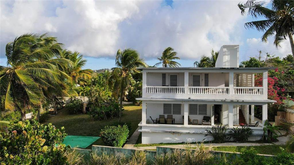 Single Family Homes for Sale at A9 MONTE SANTO Vieques, Puerto Rico 00765 Puerto Rico