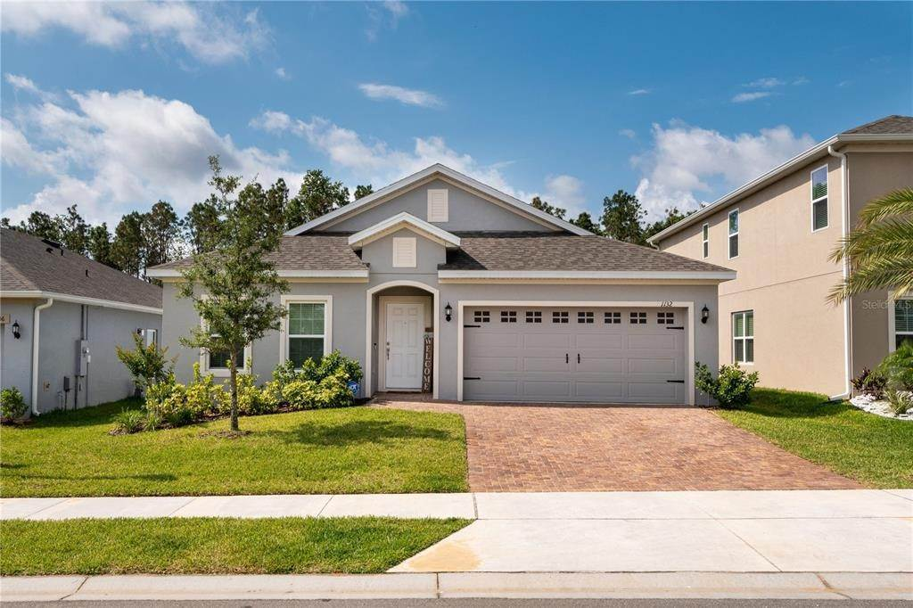 Single Family Homes for Sale at 1132 CAVENDER CREEK ROAD Minneola, Florida 34715 United States