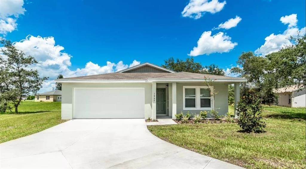 Single Family Homes at 1869 MANITOBA COURT Poinciana, Florida 34759 United States
