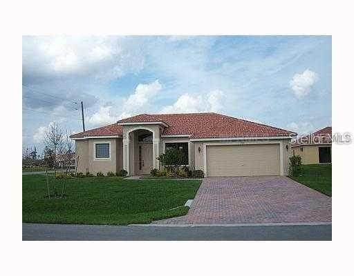 Single Family Homes at 448 CARAWAY DRIVE Poinciana, Florida 34759 United States