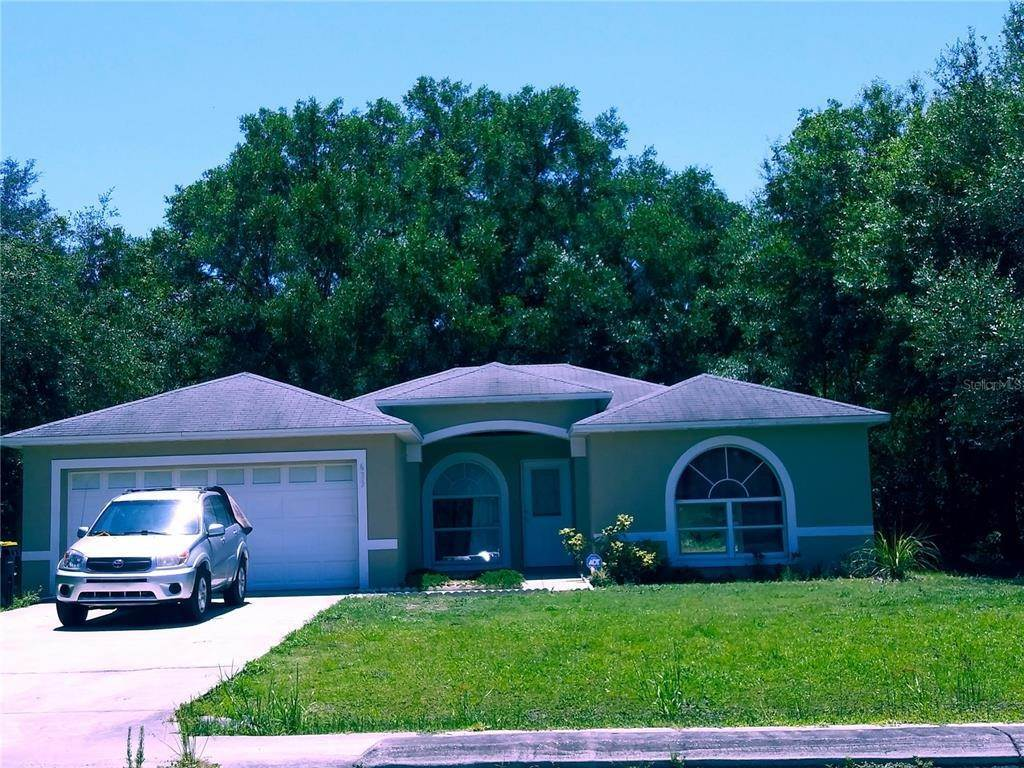 Single Family Homes at 635 GAZELLE DRIVE Poinciana, Florida 34759 United States