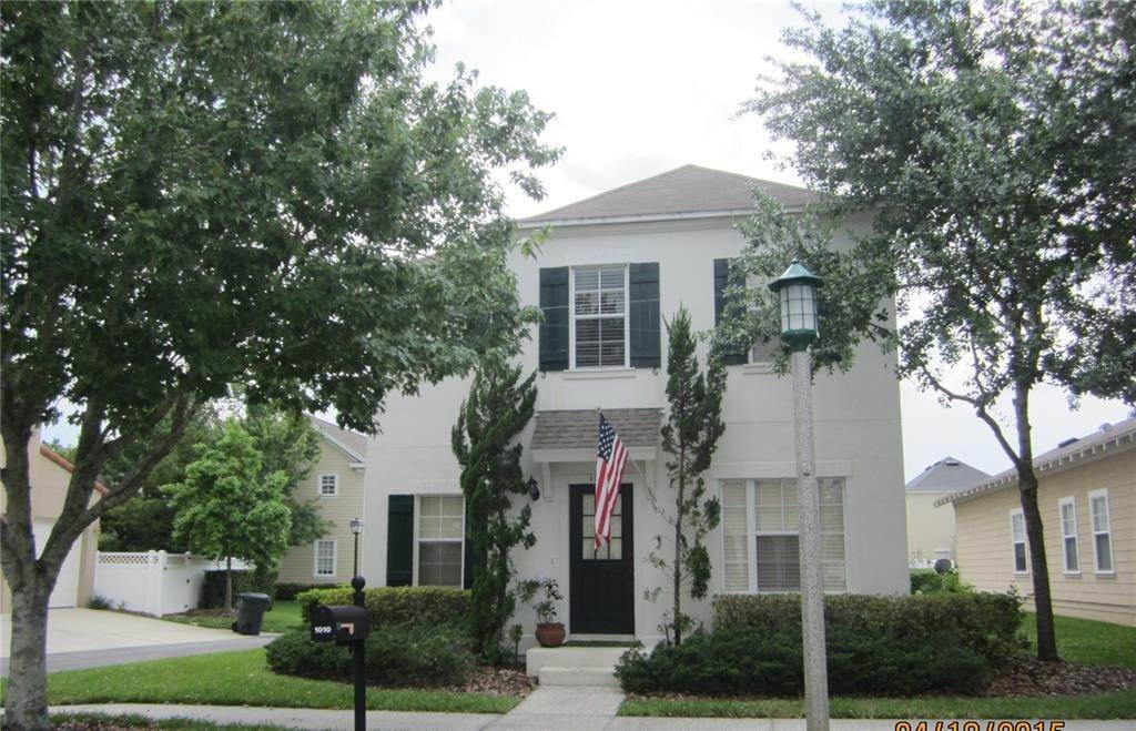 Single Family Homes at 1010 FALLING LEAF STREET Celebration, Florida 34747 United States