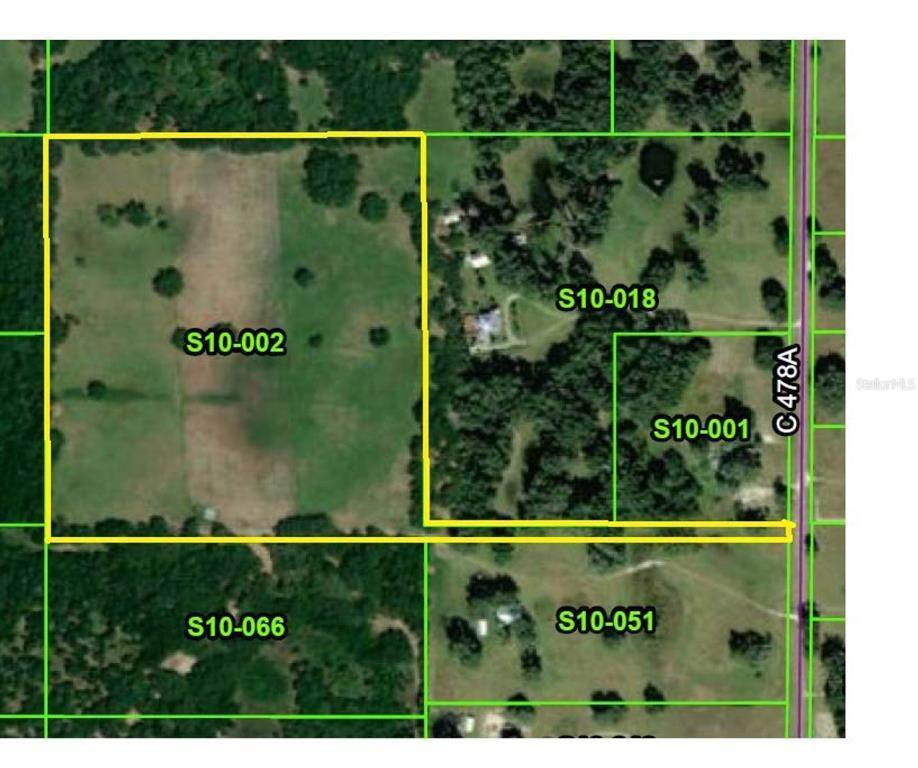 Land for Sale at 1722 C-478A Webster, Florida 33597 United States