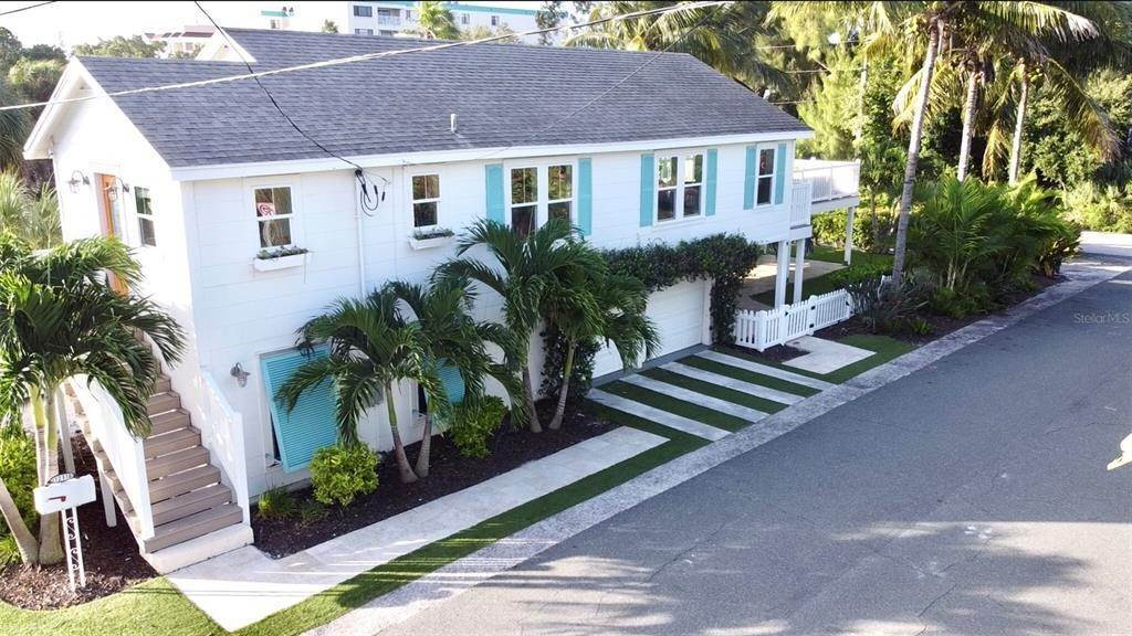 Single Family Homes for Sale at 12416 SUNSHINE LANE Treasure Island, Florida 33706 United States