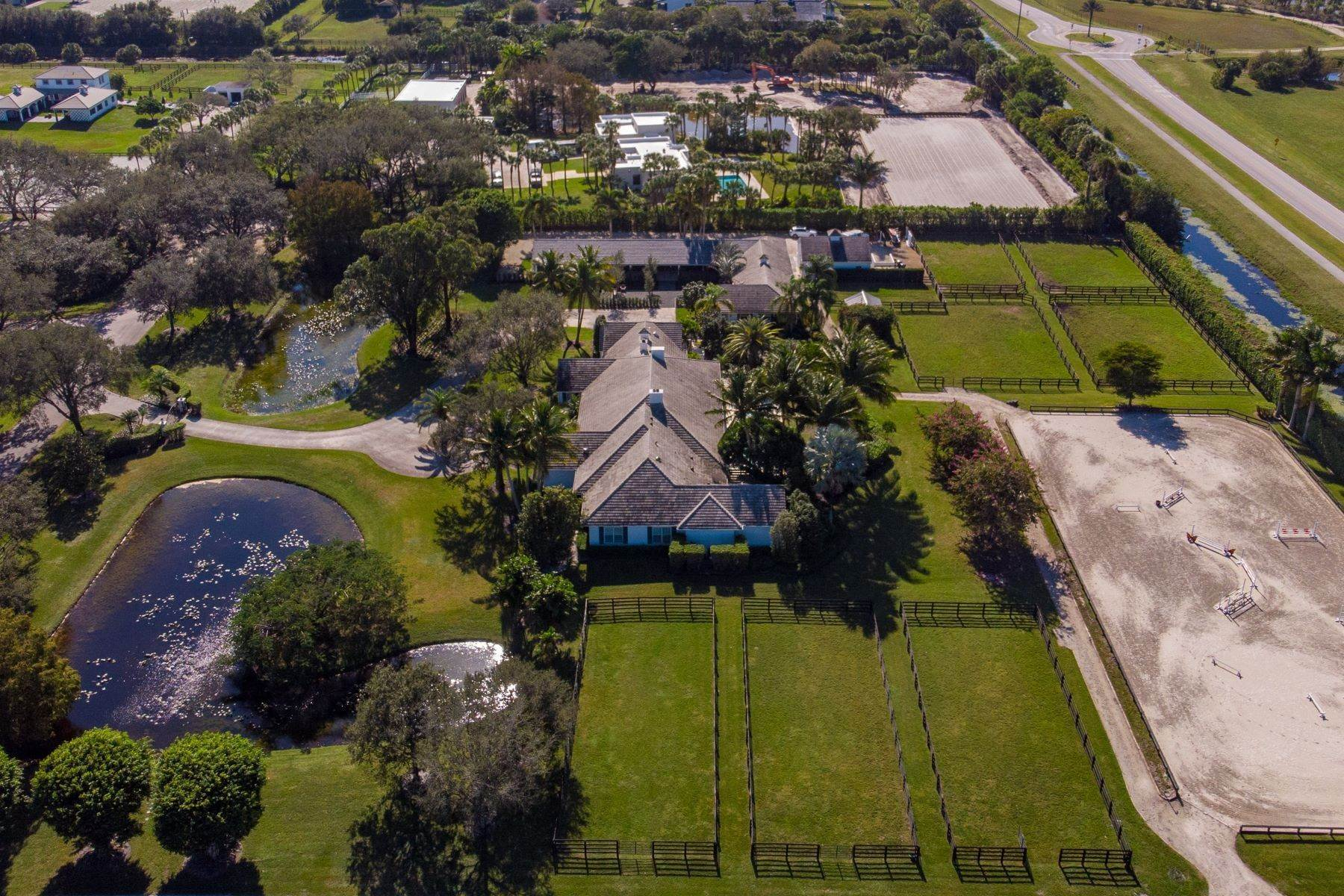 Single Family Homes por un Venta en 15787 Imperial Point Lane Wellington, Florida 33414 Estados Unidos