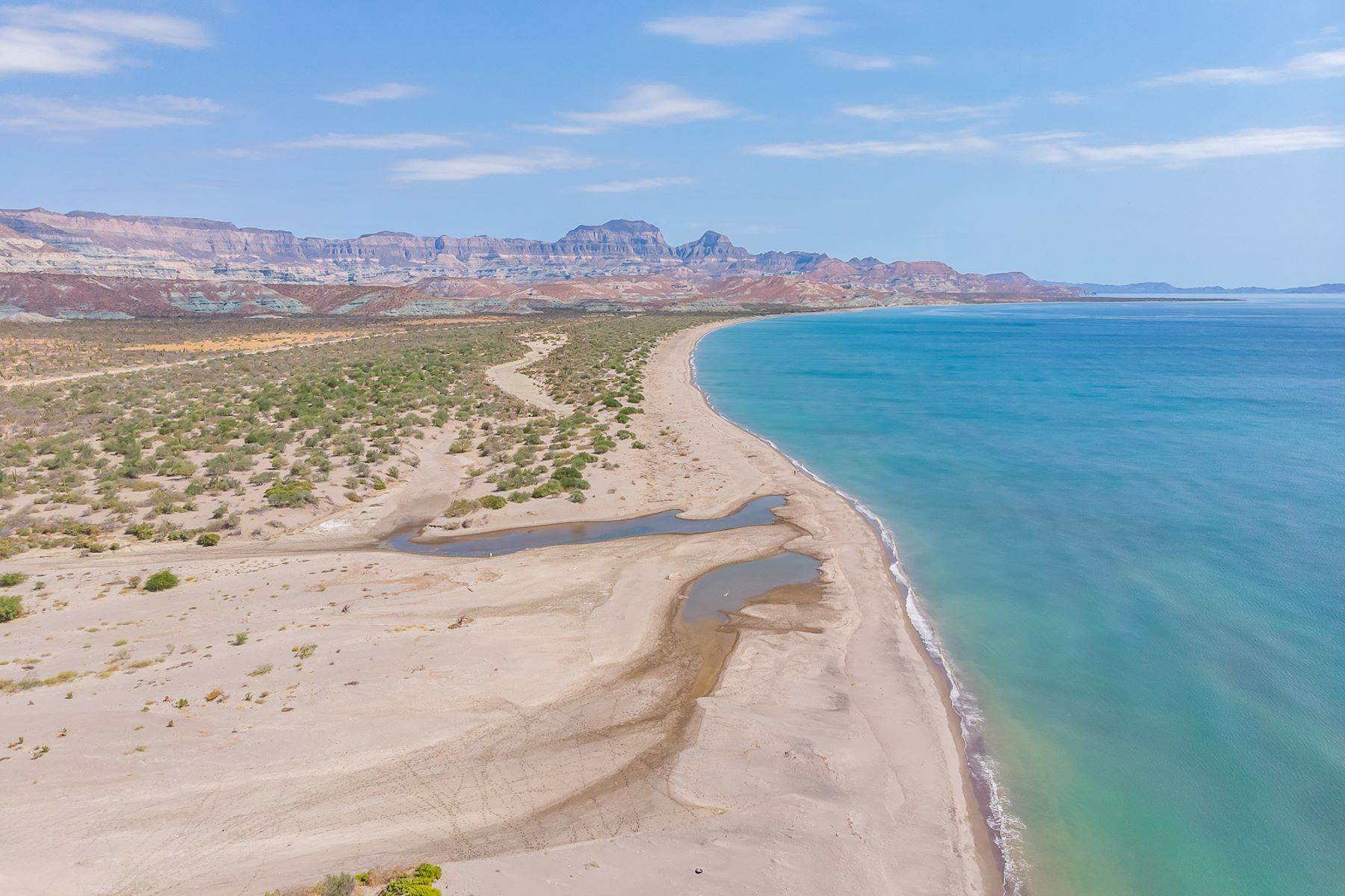 Land for Sale at Bahia Coyote La Paz, Baja California Sur Mexico