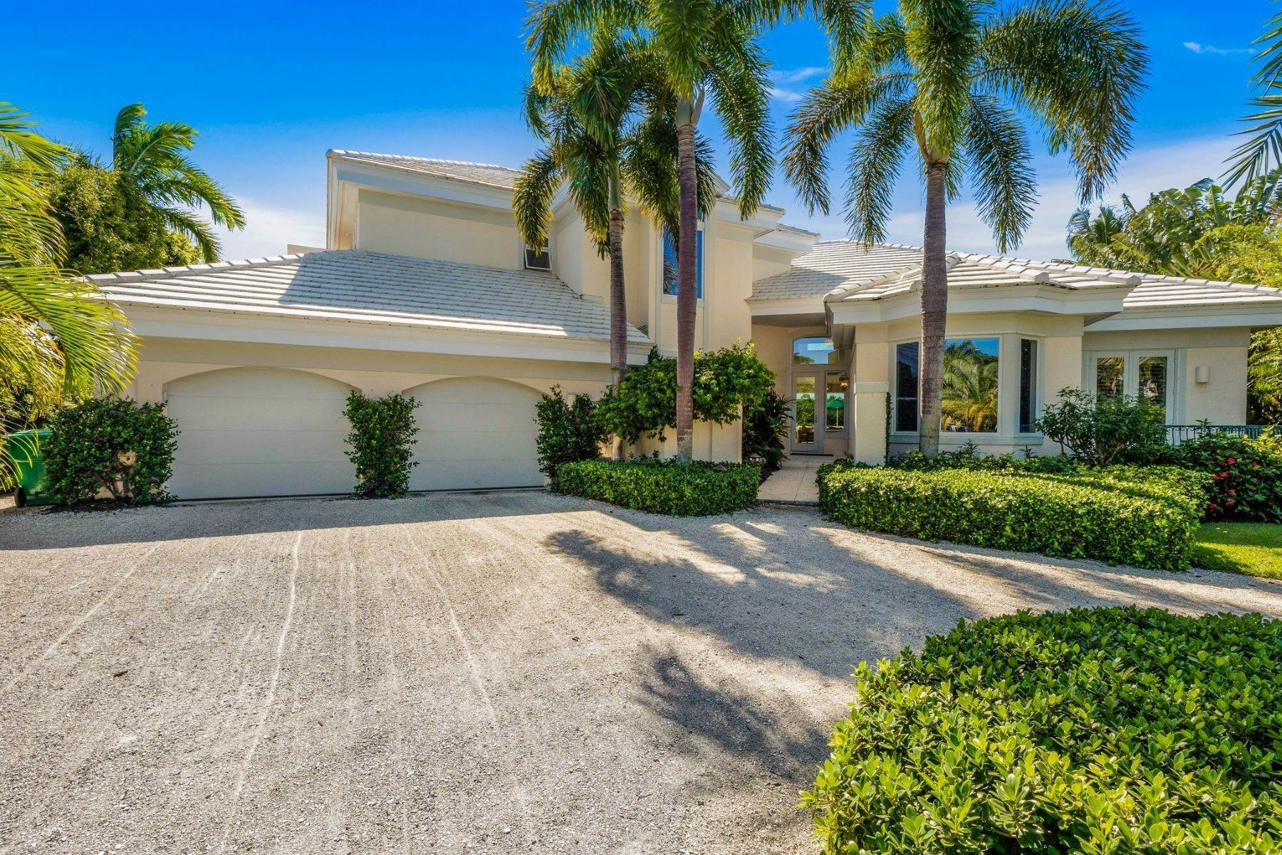 Single Family Homes for Sale at 1601 Jean Lafitte Drive Boca Grande, Florida 33921 United States
