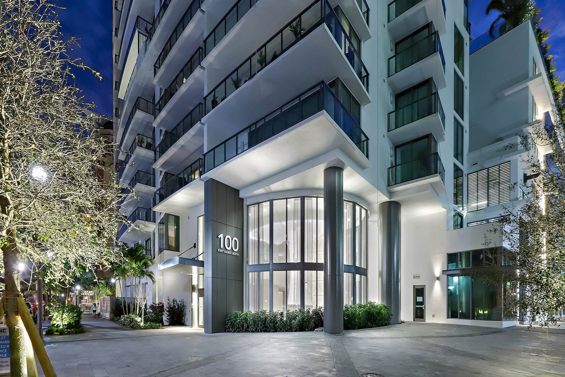 Condominiums at 100 1st Ave Ave , 1803 St. Petersburg, Florida 33701 United States