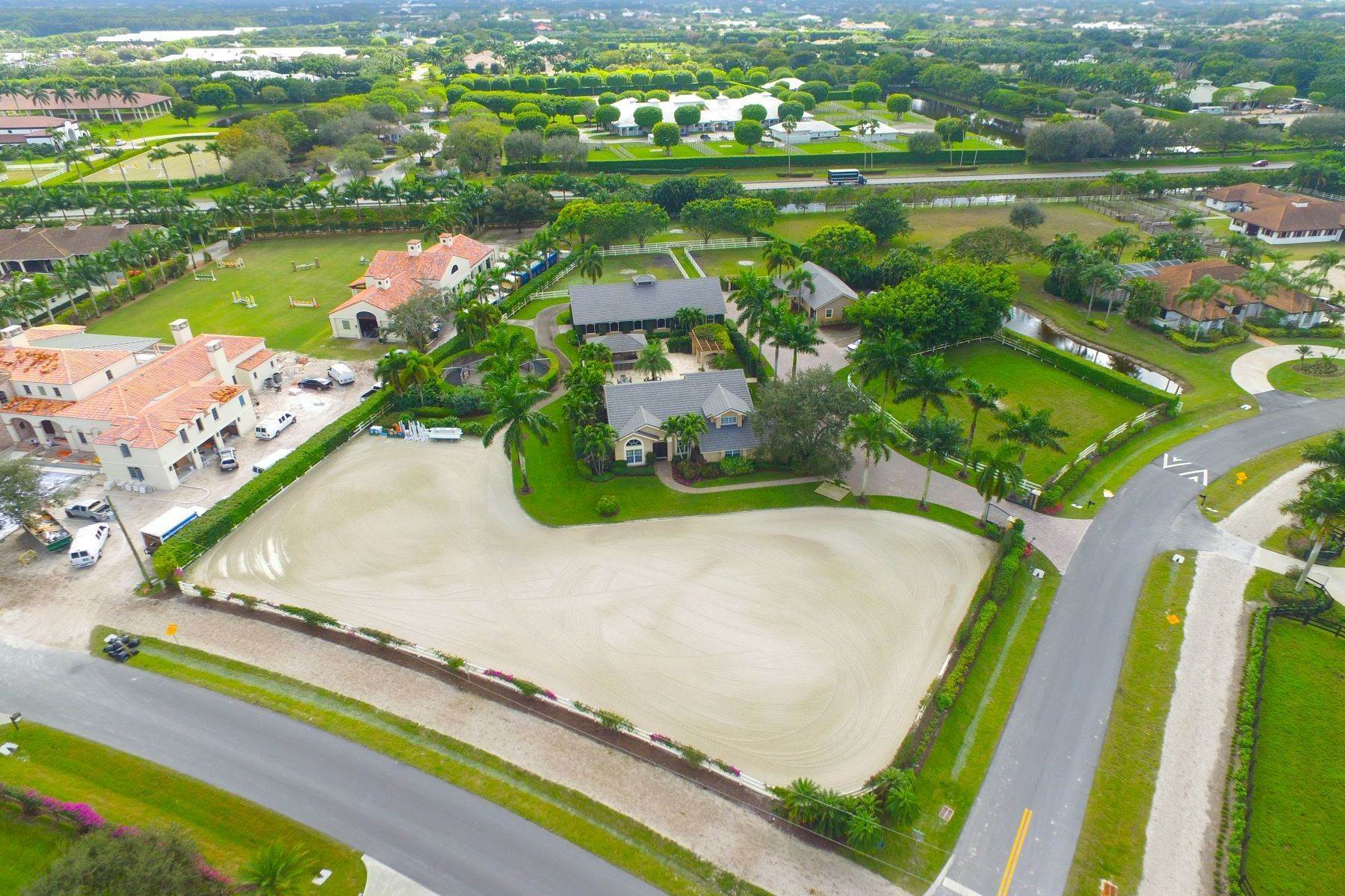 Farm and Ranch Properties 在 14911 Equestrian Way 惠灵顿, 佛罗里达州 33414 美国