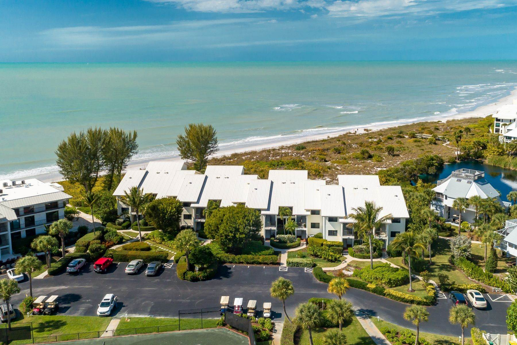 Condominiums for Sale at 5000 Gasparilla Road, Unit #73A 5000 Gasparilla Road, Unit # 73A Boca Grande, Florida 33921 United States