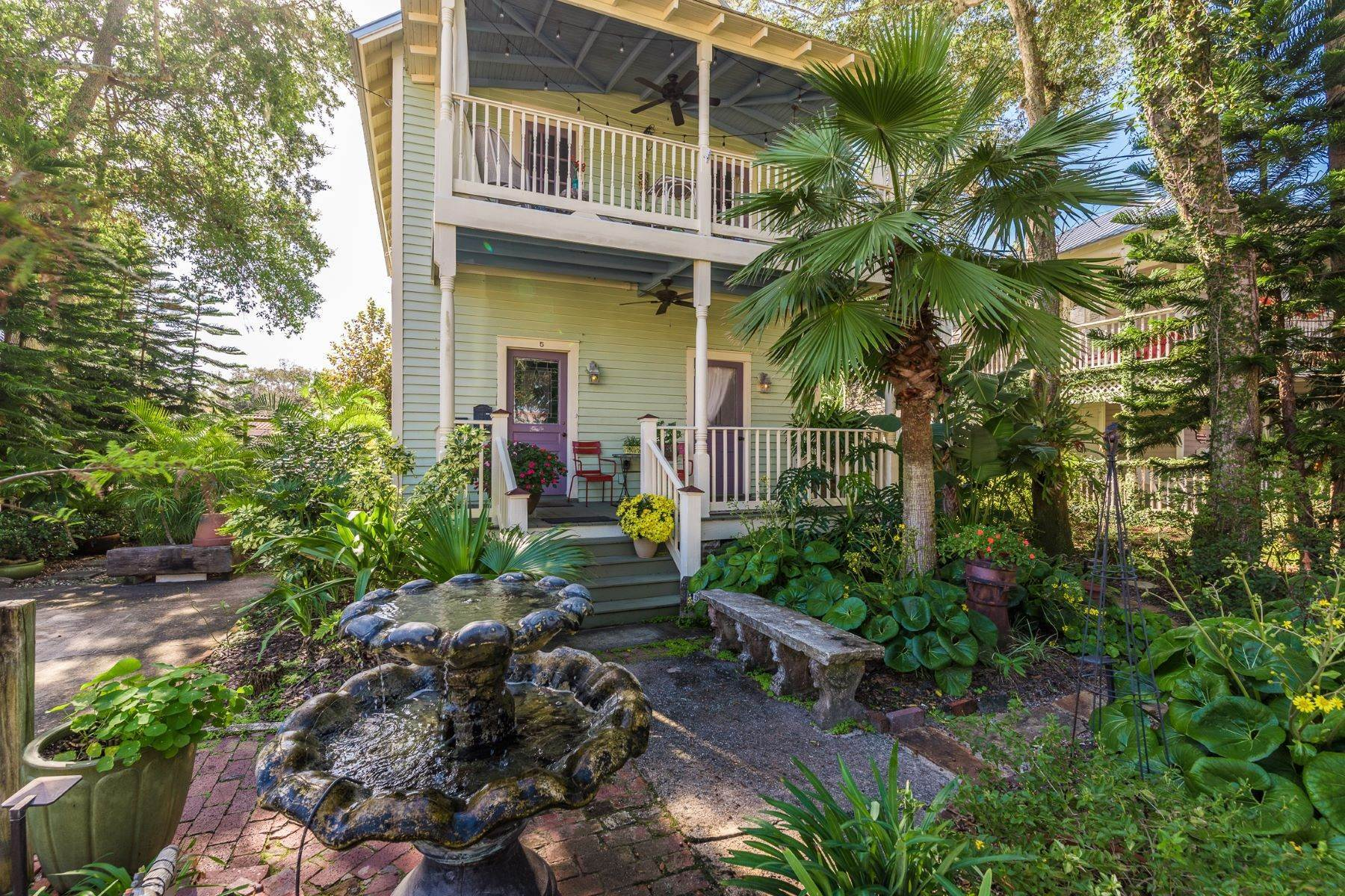 Property for Sale at 5 Cincinnati Avenue, St. Augustine, FL 32084 5 Cincinnati Avenue St. Augustine, Florida 32084 United States