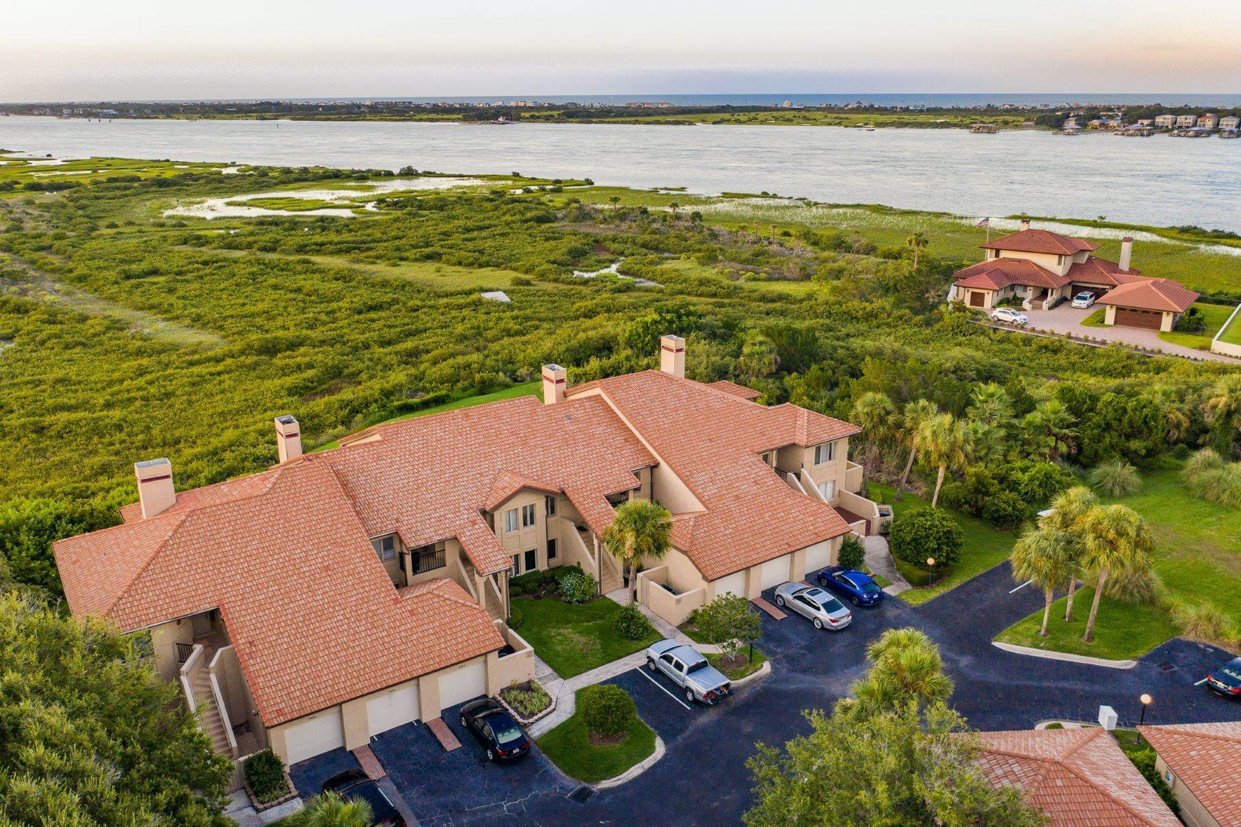 Condominiums for Sale at 3607 Harbor Drive, St. Augustine, FL 32084 3607 Harbor Drive St. Augustine, Florida 32084 United States