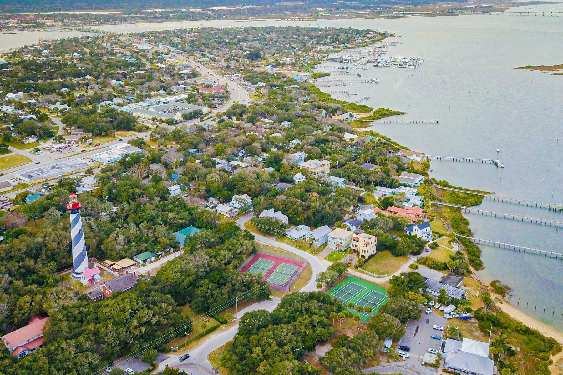 Single Family Homes for Sale at 102 E Carver Street, St. Augustine, FL 32080 102 E Carver Street St. Augustine, Florida 32080 United States