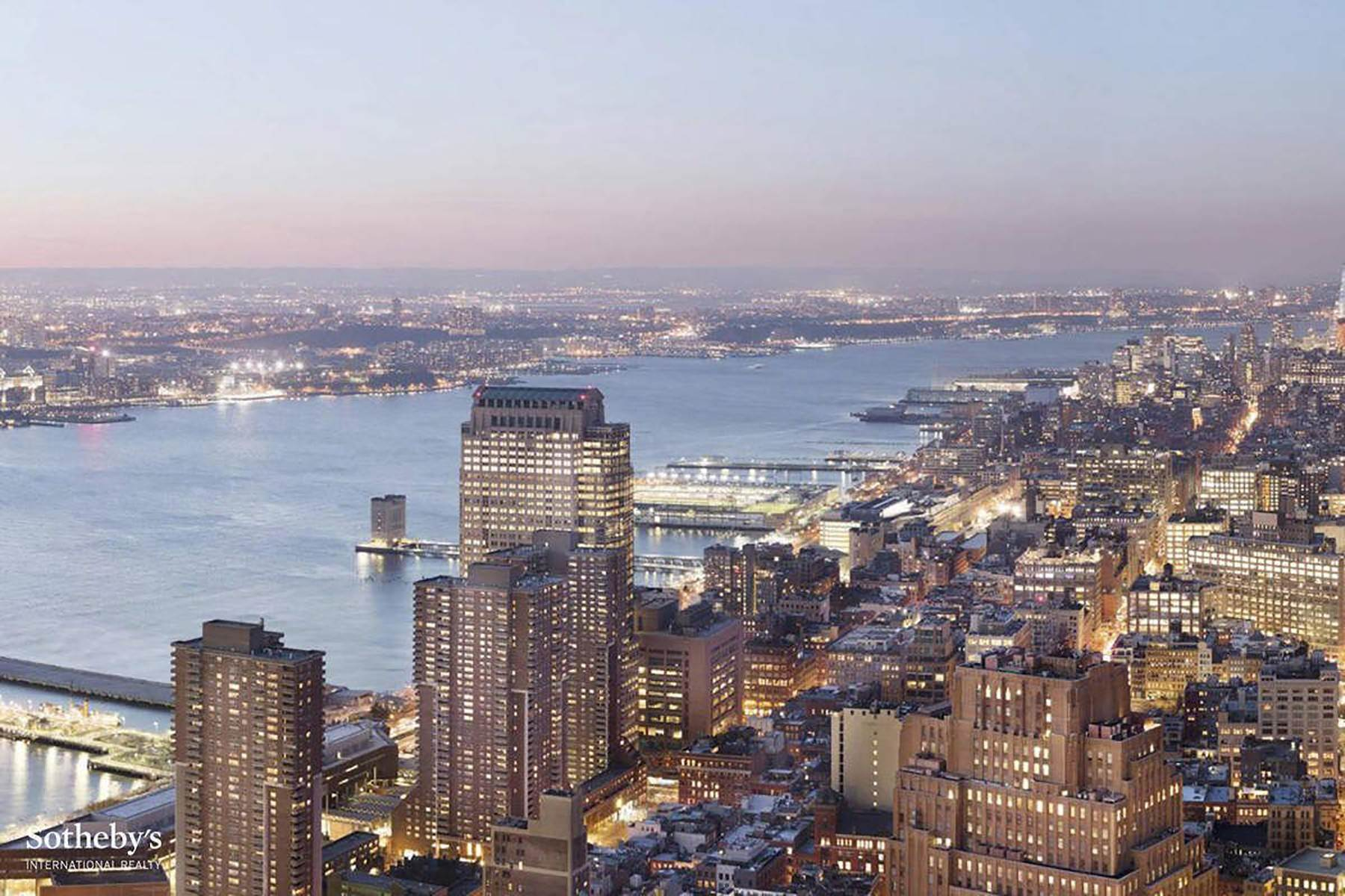 21. Condominiums for Sale at The Pinnacle Penthouse 2 Park Place, Pinnacle Penthouse New York, New York 10007 United States
