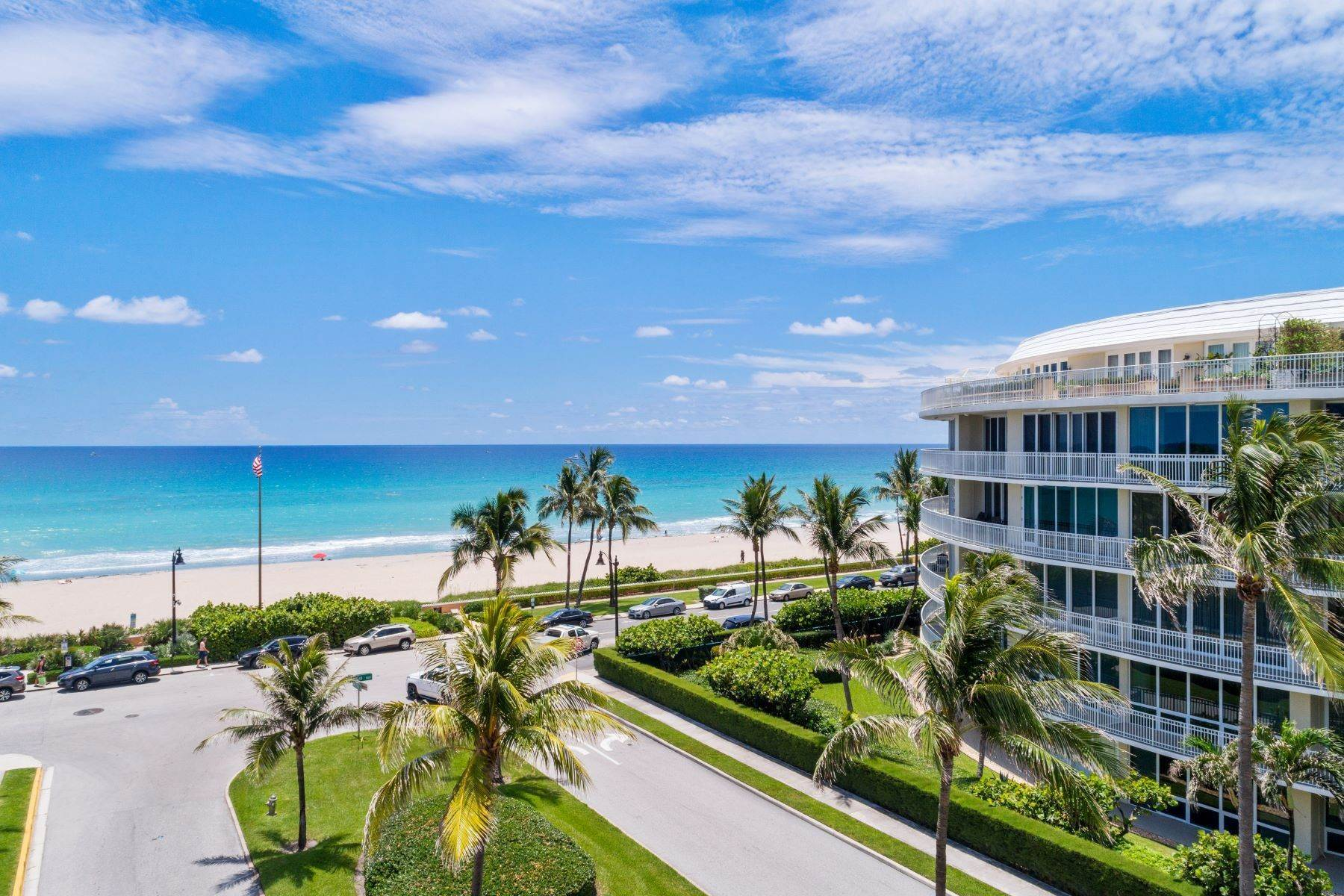 Condominiums for Sale at Palm Beach Oceanfront In Town Condo 100 Royal Palm Way B3 Palm Beach, Florida 33480 United States