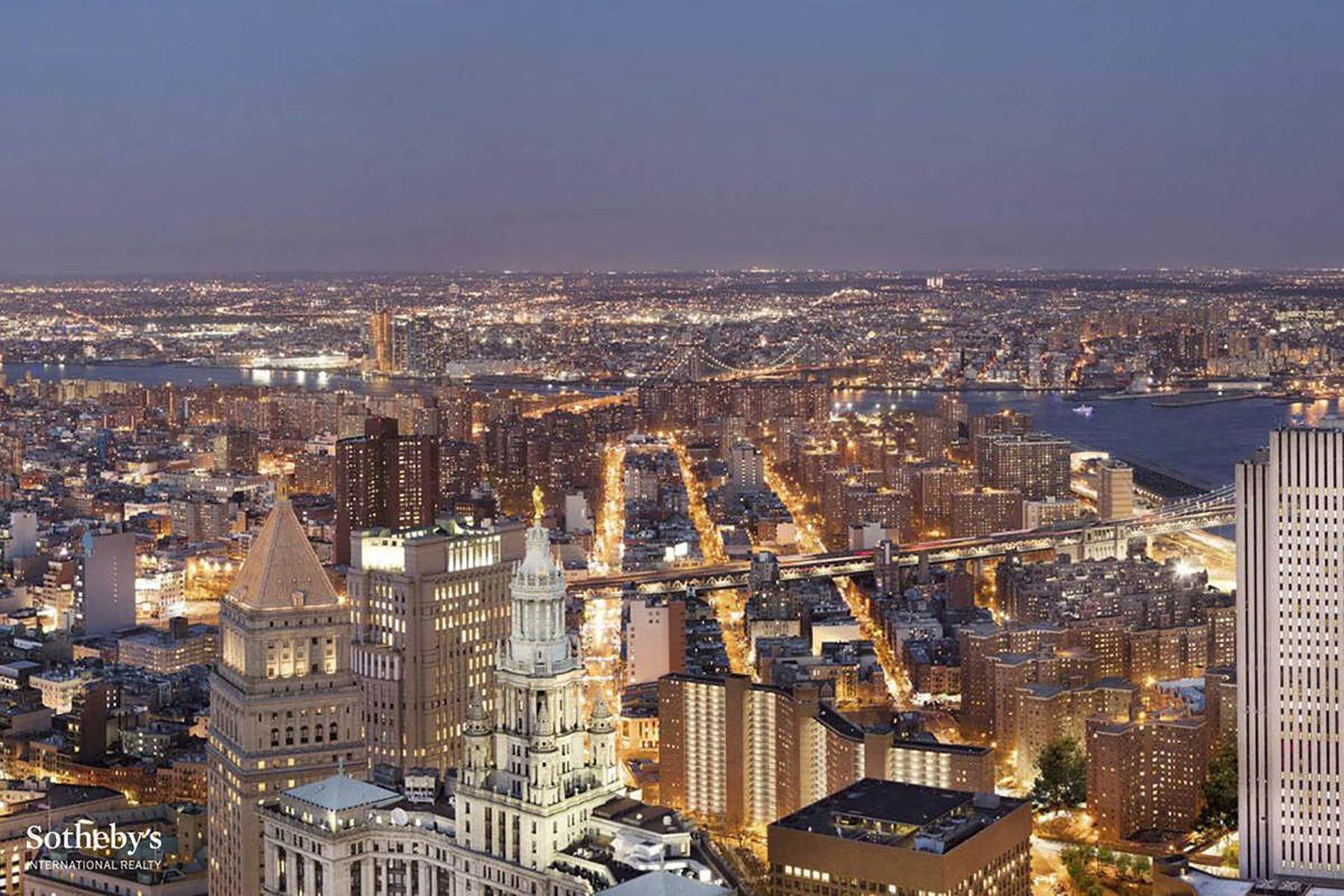 20. Condominiums for Sale at The Pinnacle Penthouse 2 Park Place, Pinnacle Penthouse New York, New York 10007 United States