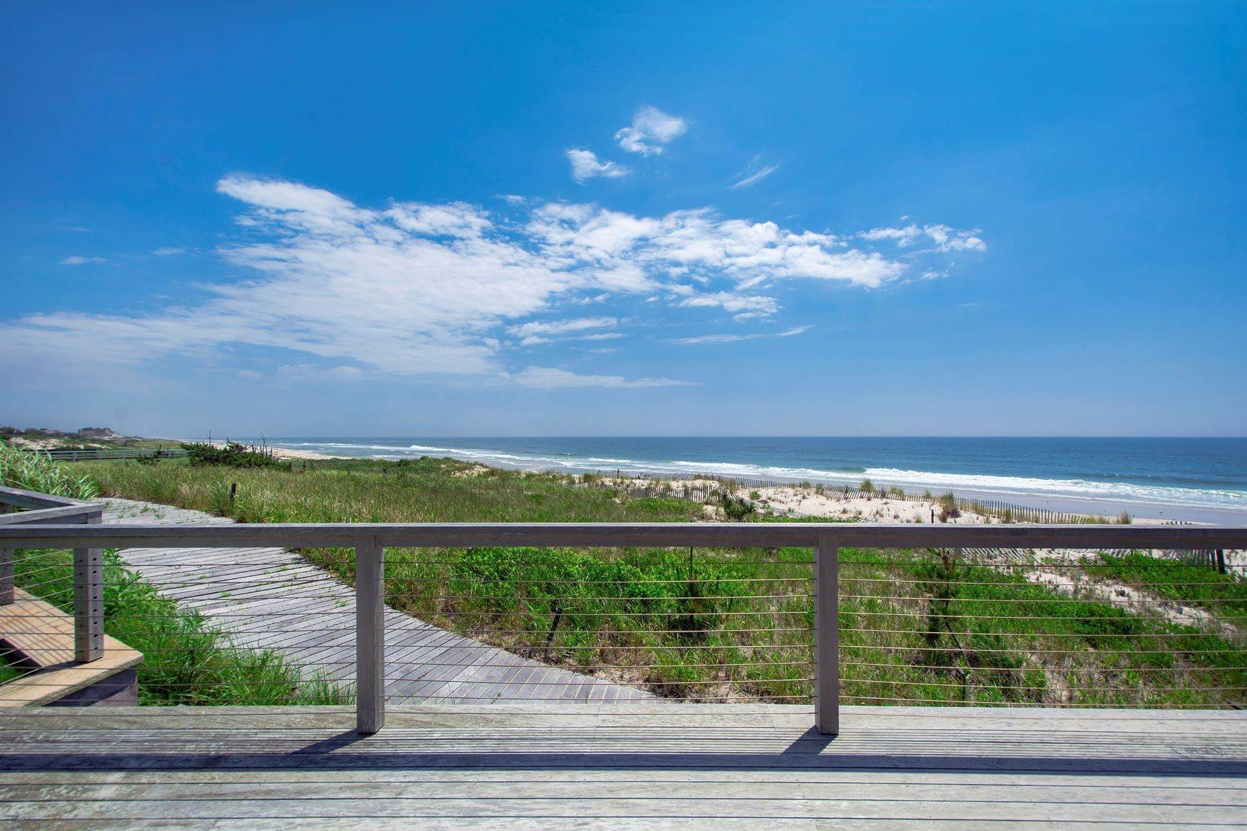 3. Single Family Homes for Sale at Breathtaking Meadow Lane Oceanfront 1080 & 1100 Meadow Lane Southampton, New York 11968 United States