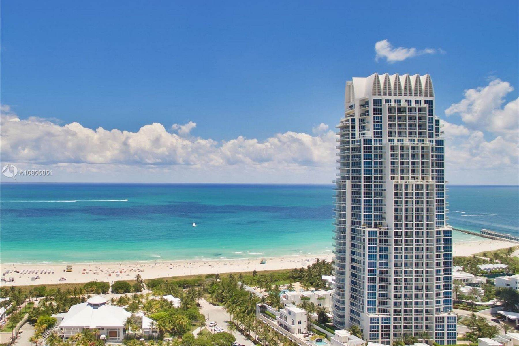 Condominiums por un Venta en 50 S Pointe Dr, 1801 Miami Beach, Florida 33139 Estados Unidos